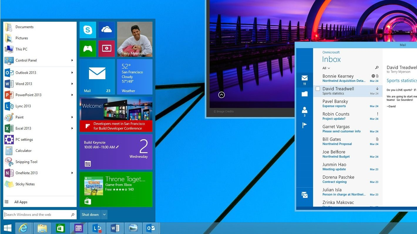 Microsoft to alter windows 9 development due to china for What is microsoft windows