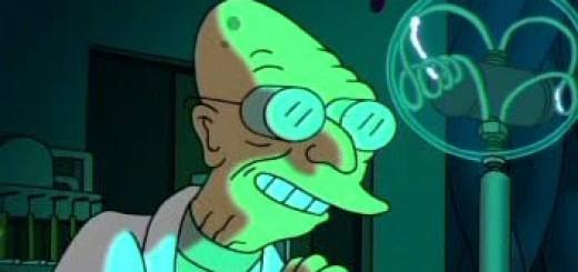 Maniacal Farnsworth